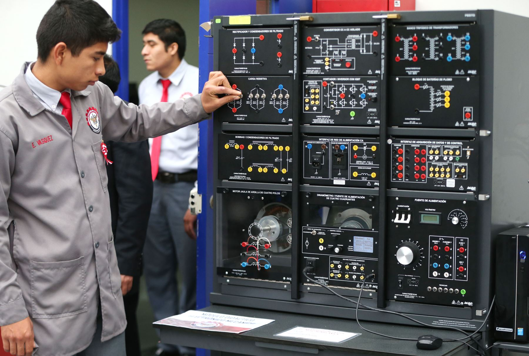 Qué carreras ofrece el Instituto de Educación Superior Tecnológico ...