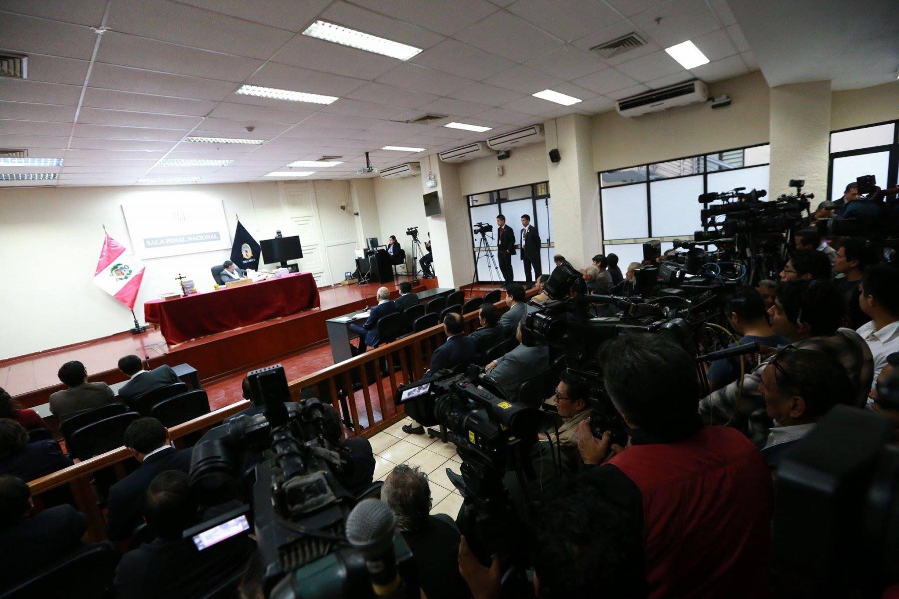 Resolución sobre pedido de prisión preventiva a socios de Odebrecht ...