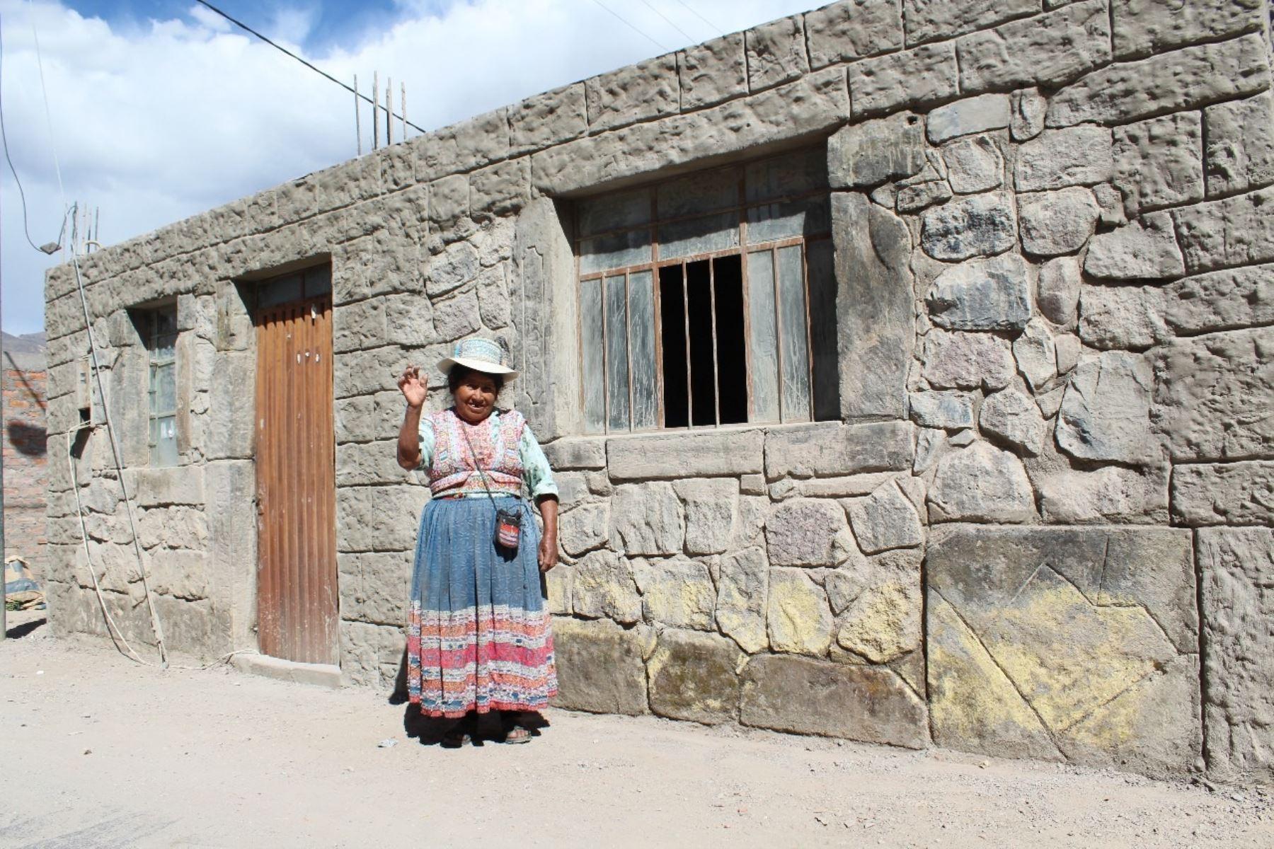 Ministerio de Vivienda demanda cumplimiento de acuerdos para reconstrucción en Caylloma. ANDINA/Difusión