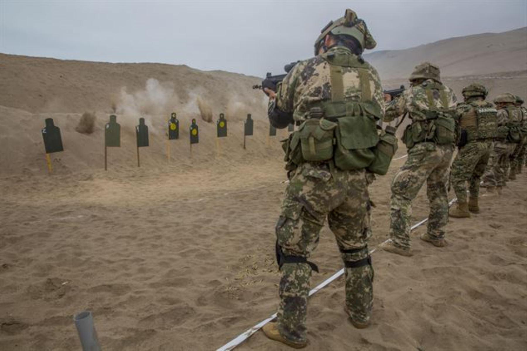 UNITAS unites U.S., LatAm Armed Forces in Peru