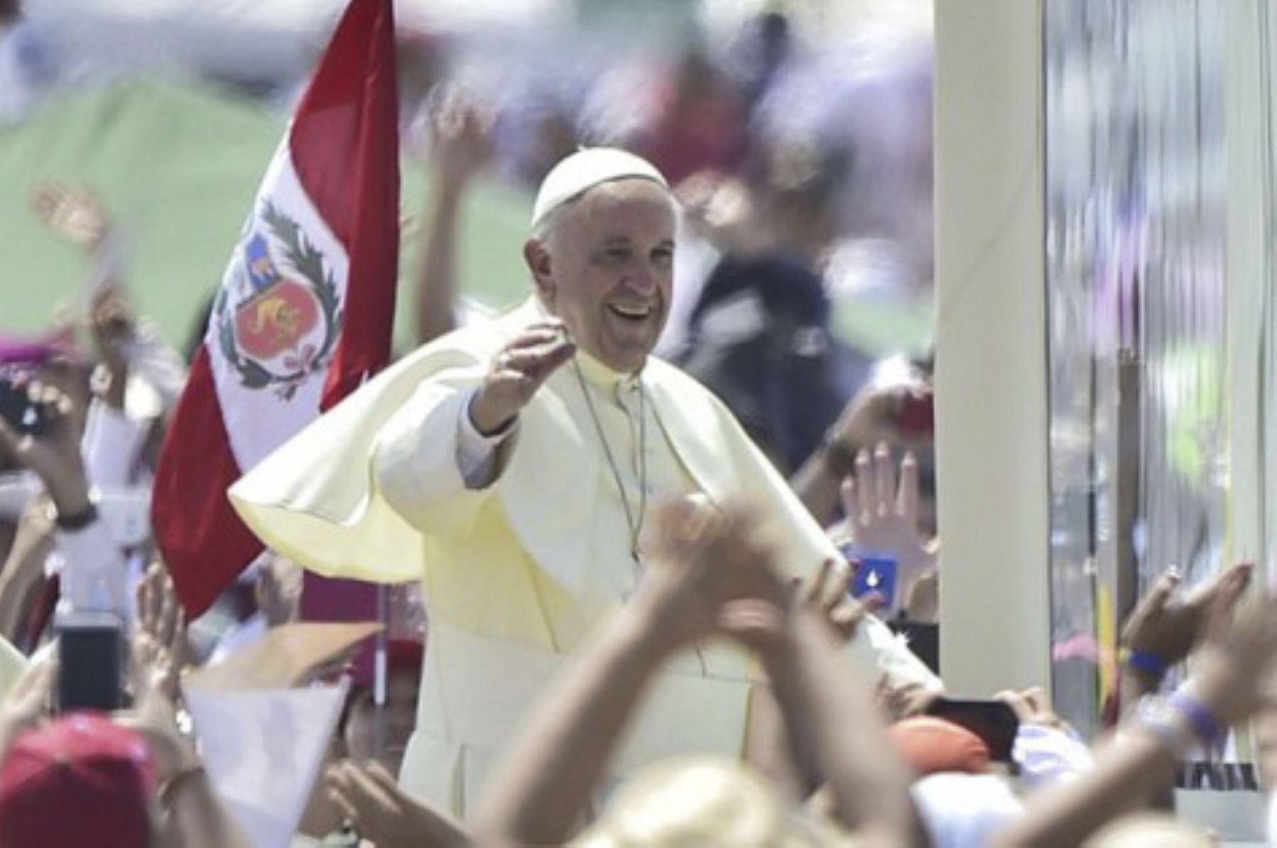 Esta es la agenda que cumplirá el Papa Francisco en Puerto Maldonado. ANDINA/Difusión