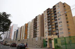 Edificios de viviendas.Foto:  ANDINA/Difusión.
