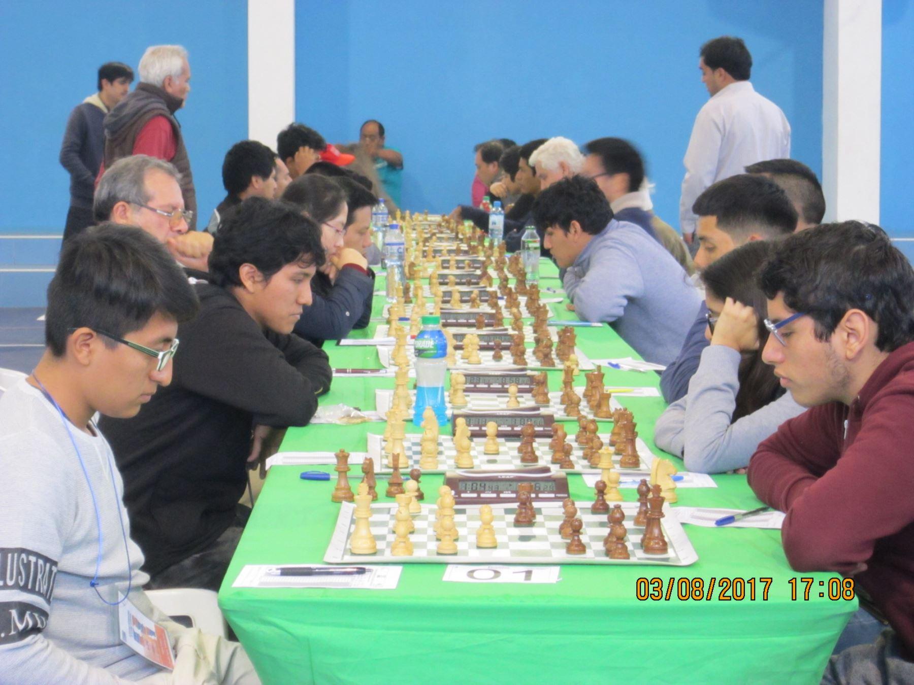 El Torneo Internacional Claretiano genera el interés de  ajedrecista de todas partes del mundo