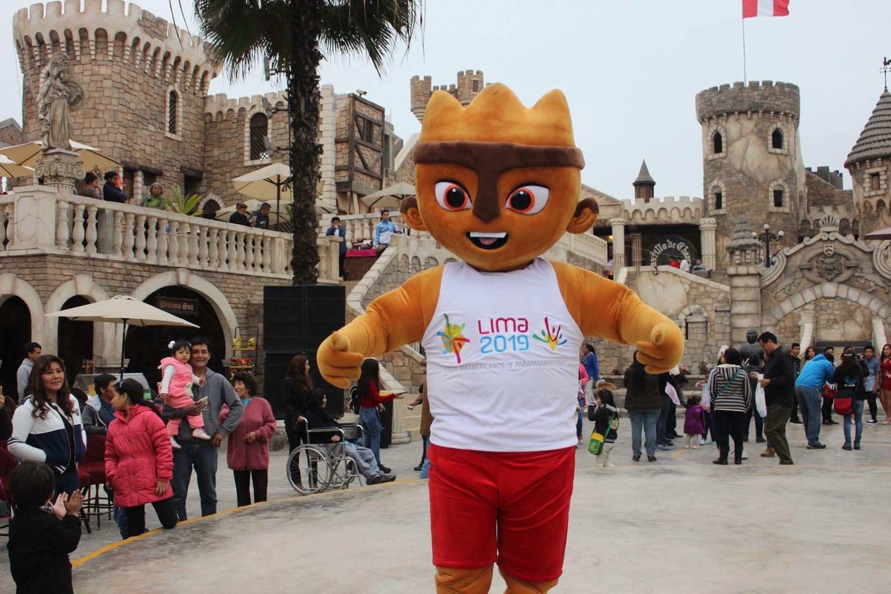Milco se ganó el cariño de la gente del Norte Chico de la Región Lima