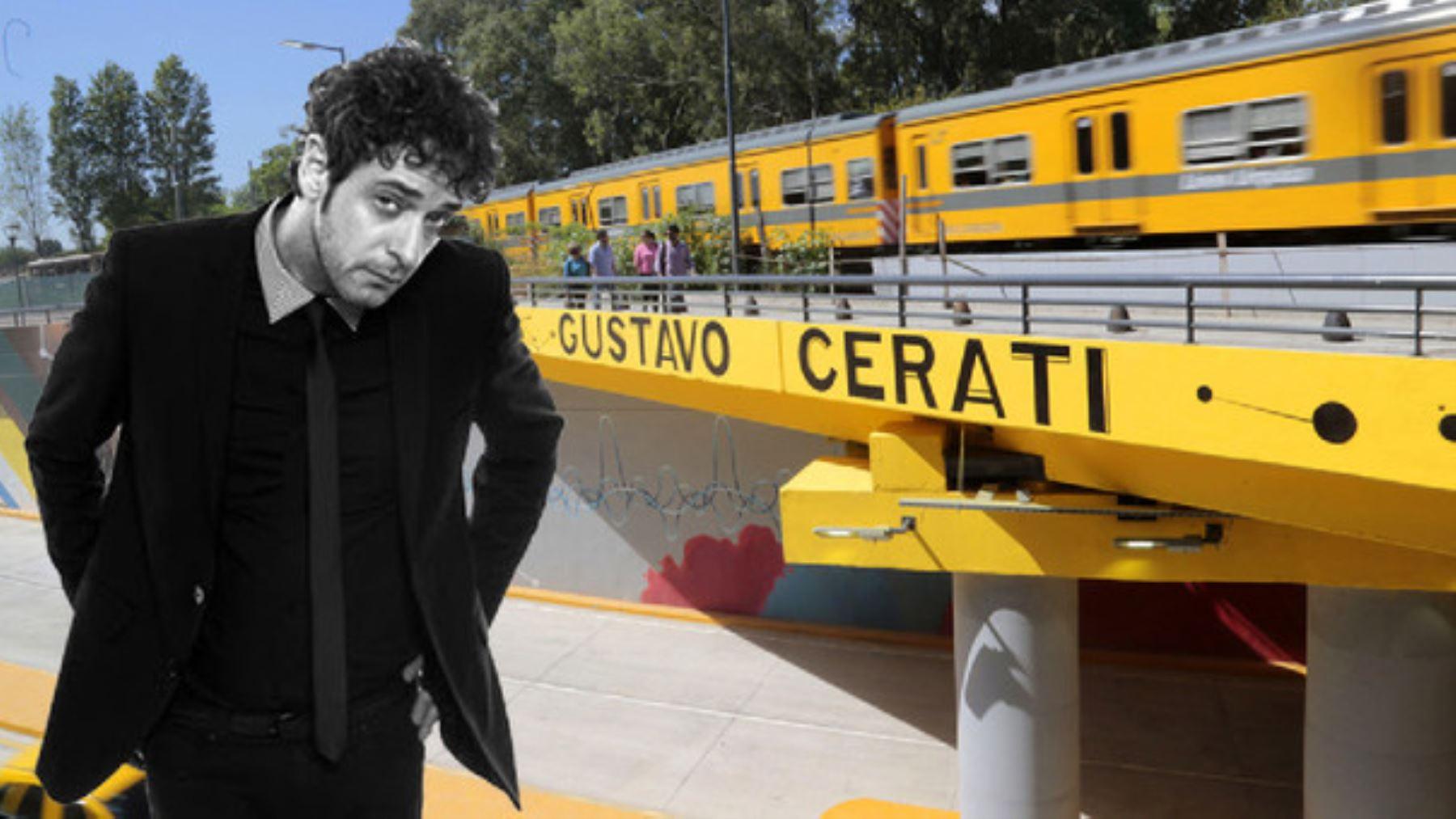 Gustavo Cerati Foto: EFE