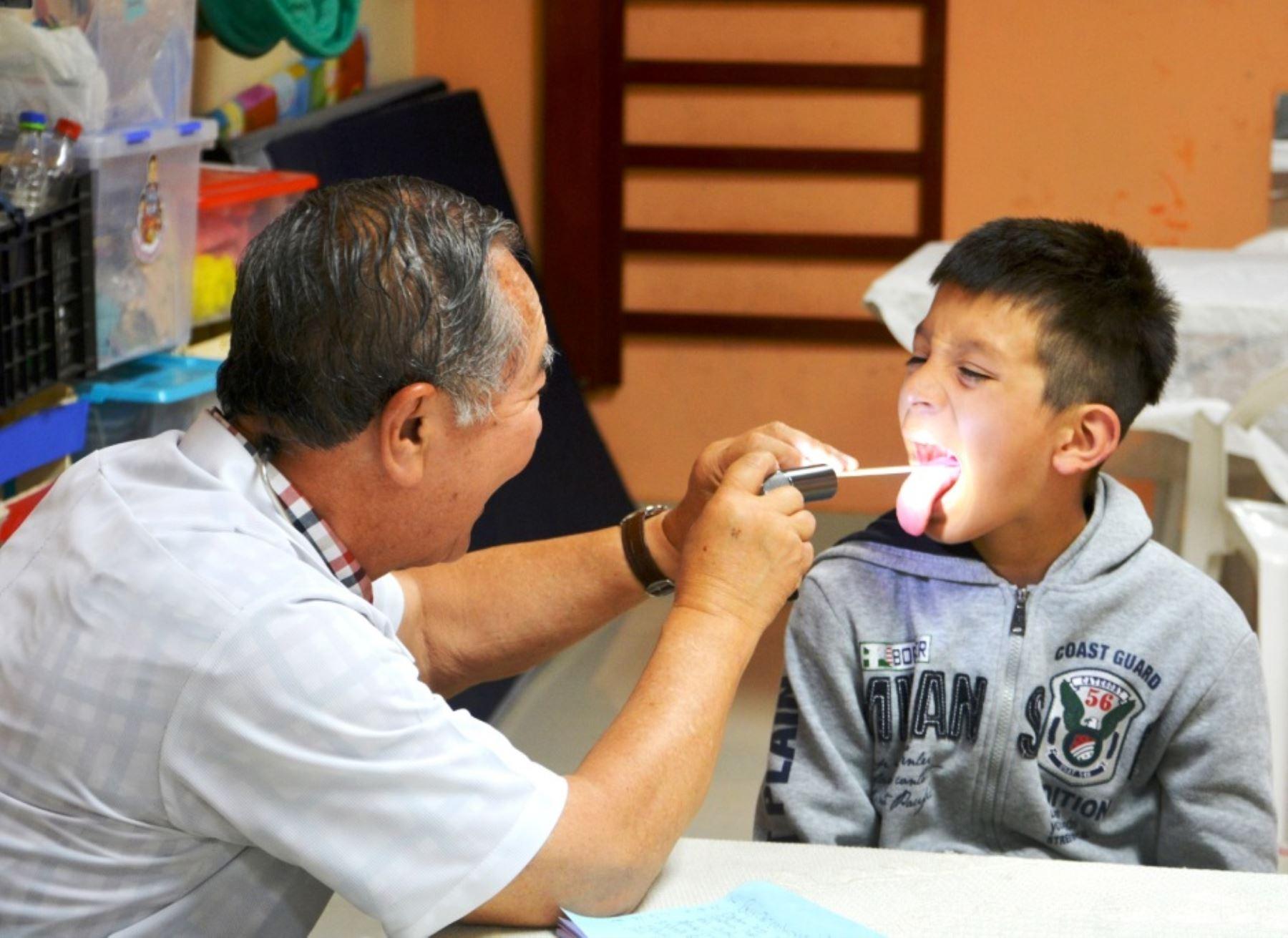 Jesús María realizará campaña médica gratuita para enfrentar intenso frío. Foto: ANDINA/Difusión.