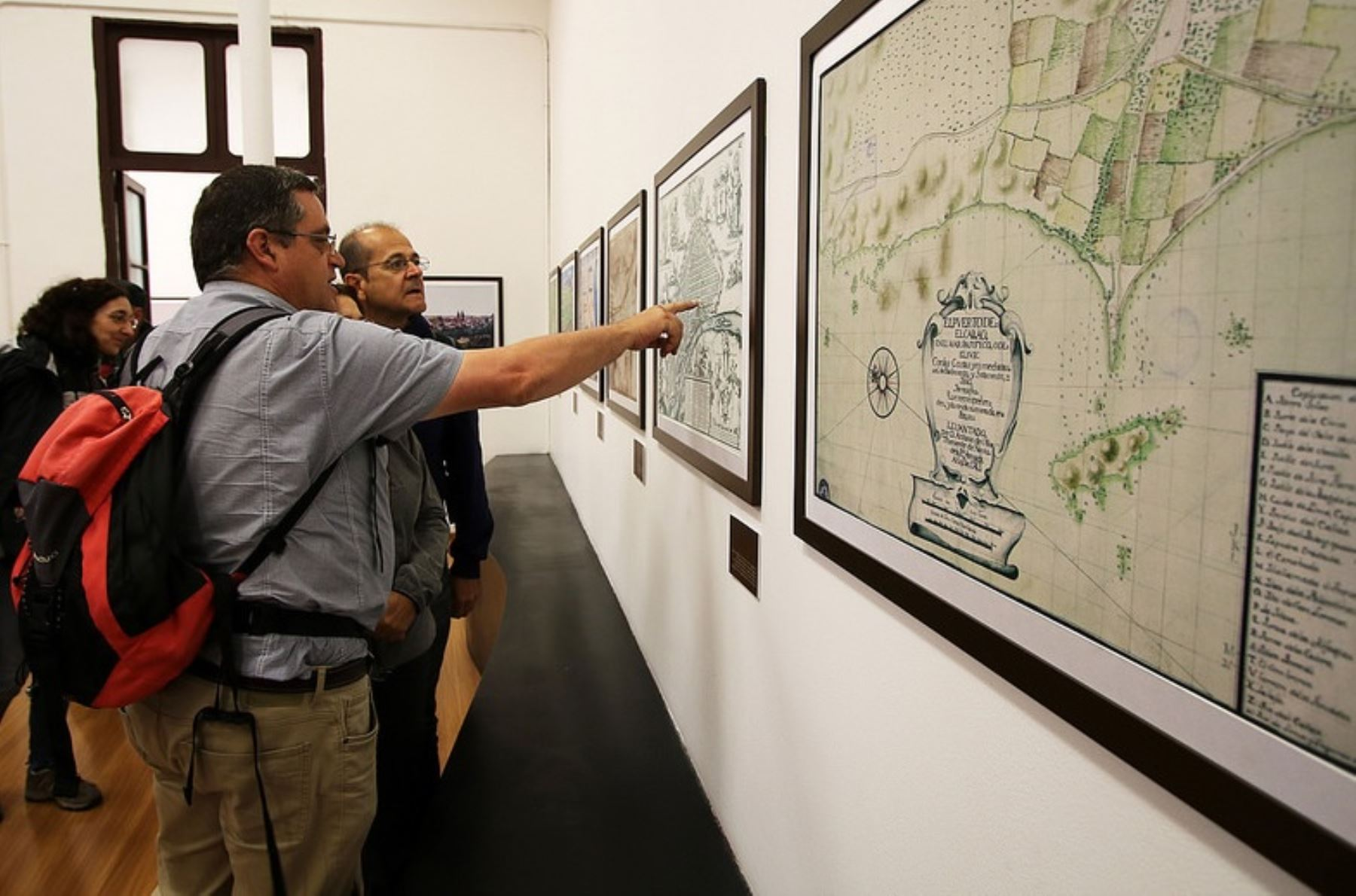 """Muestra Museográfica """"Rímac, historia del Río Hablador"""". Foto; Andina/difusión"""
