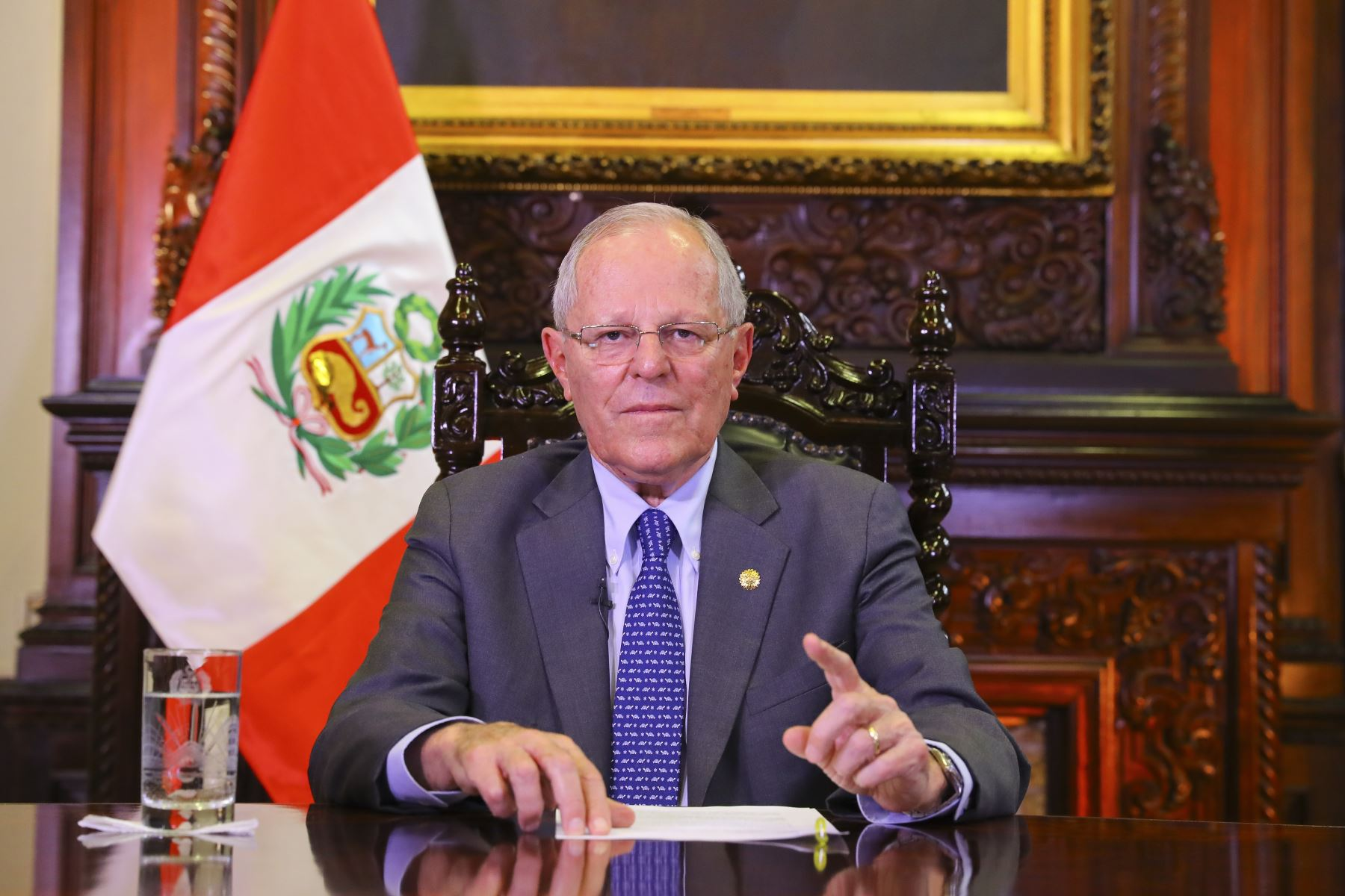 Peru and australia to sign a free trade agreement at apec news presidente kuczynski ofrece mensaje a la nacin foto andinaprensa presidencia platinumwayz
