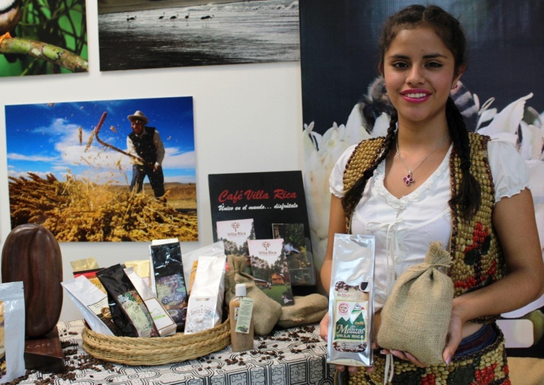 92 productores participarán en competencia nacional de Taza de Excelencia que se realizará en Villa Rica. ANDINA/Difusión