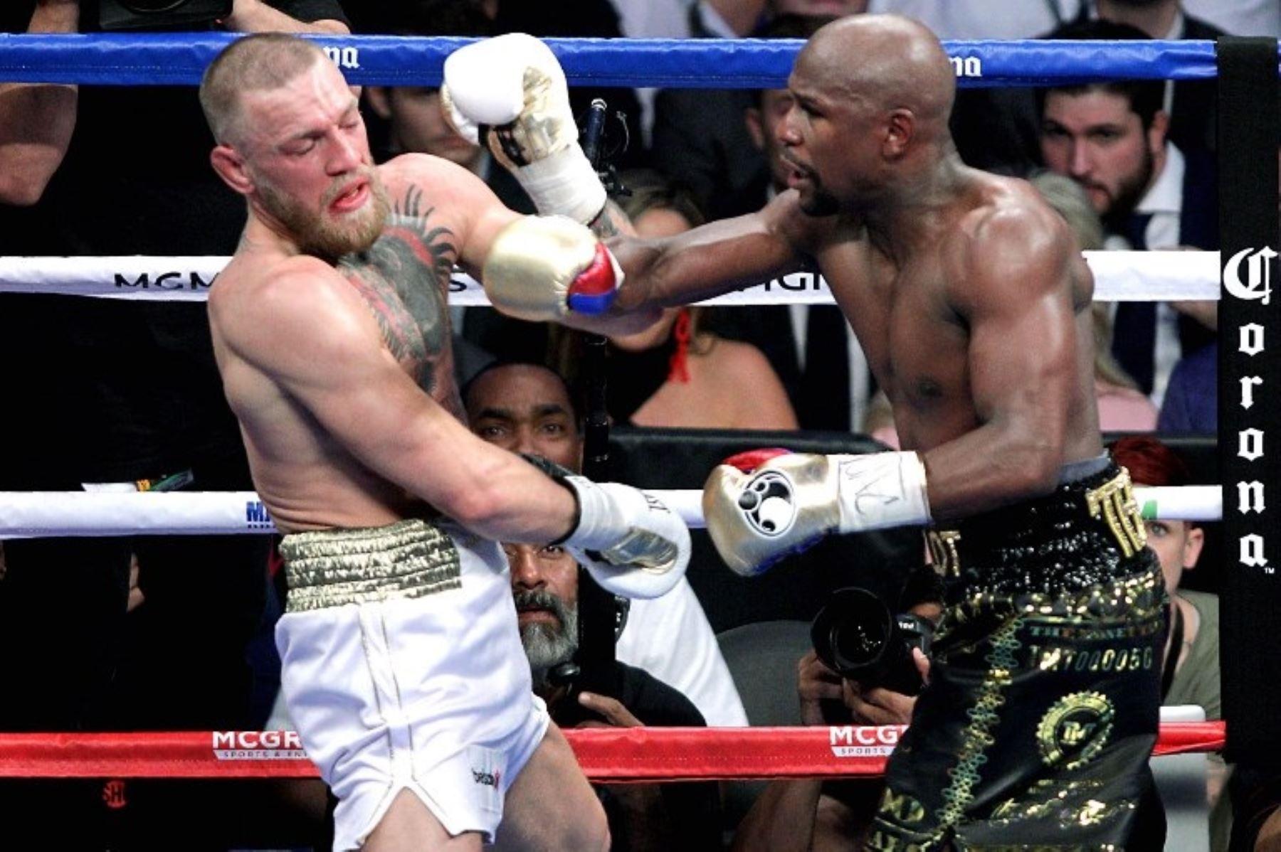 Floyd Mayweather quiere regresar nuevamente pero para pelear en el octágono