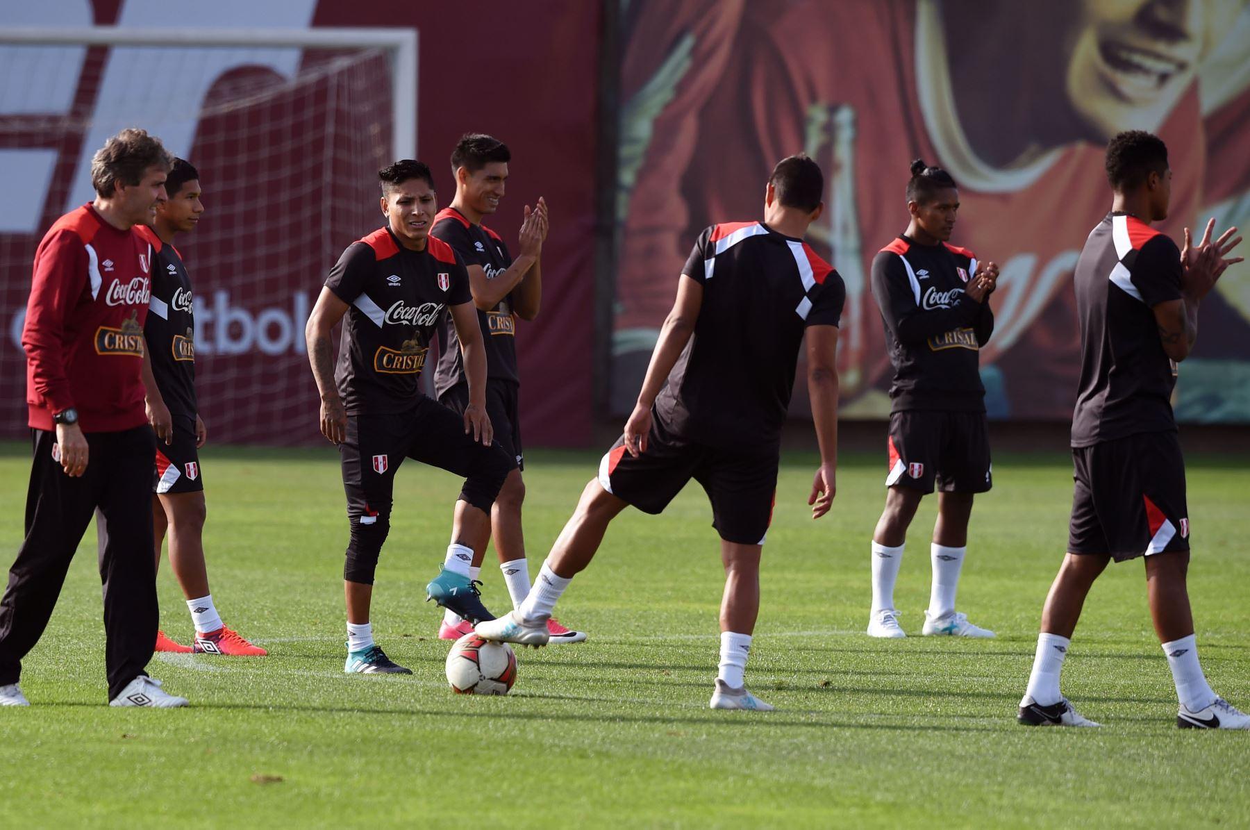 Perú reanuda entrenamientos tras fallo del TAS | Noticias | Agencia ...