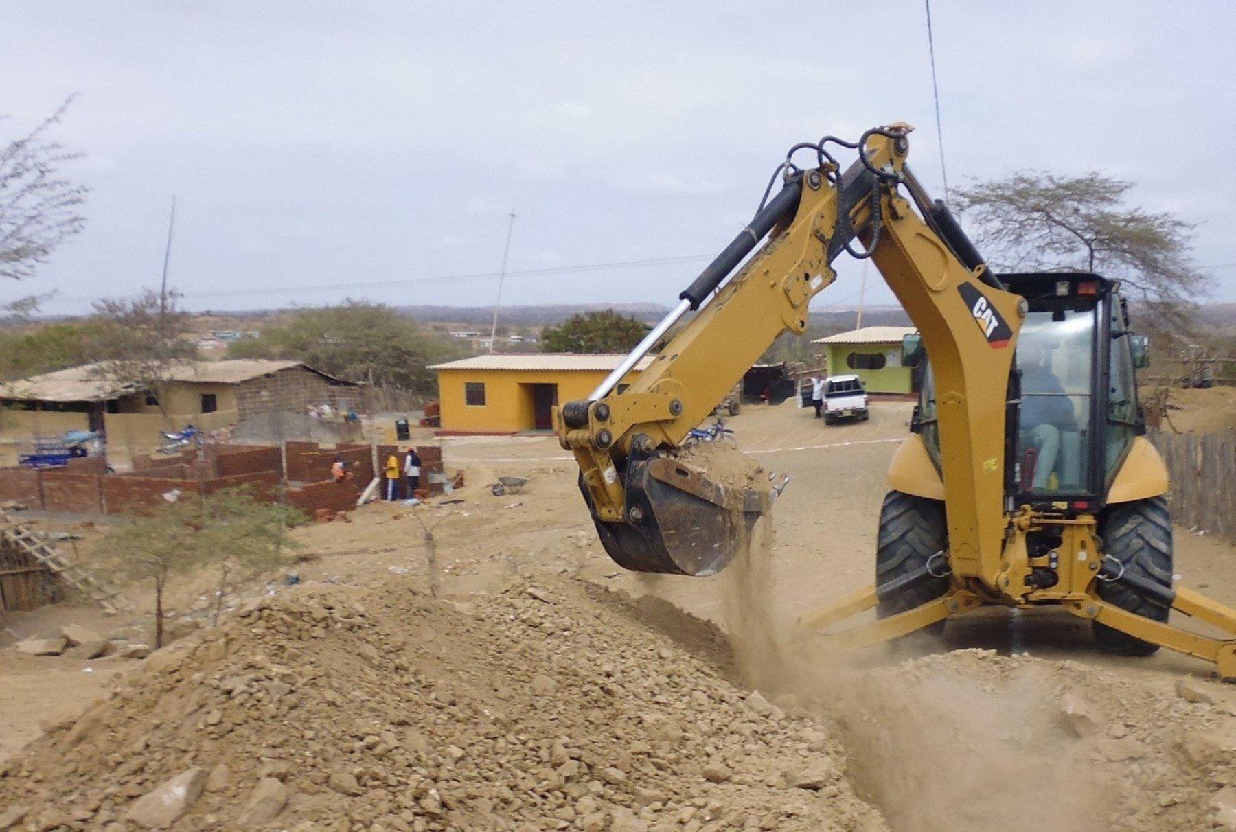 Plan de Reconstrucción con Cambios estima inversión por S/ 25,655 millones. ANDINA/Difusión