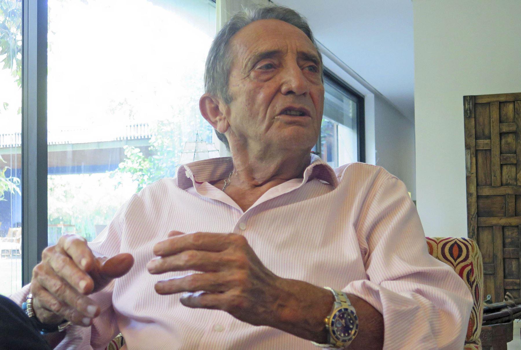 Cercado por las investigaciones, el empresario Yosef Maiman dijo ante las autoridades peruanas que él recibió el dinero pagado por Odebrecht al expresidente. Foto: EFE