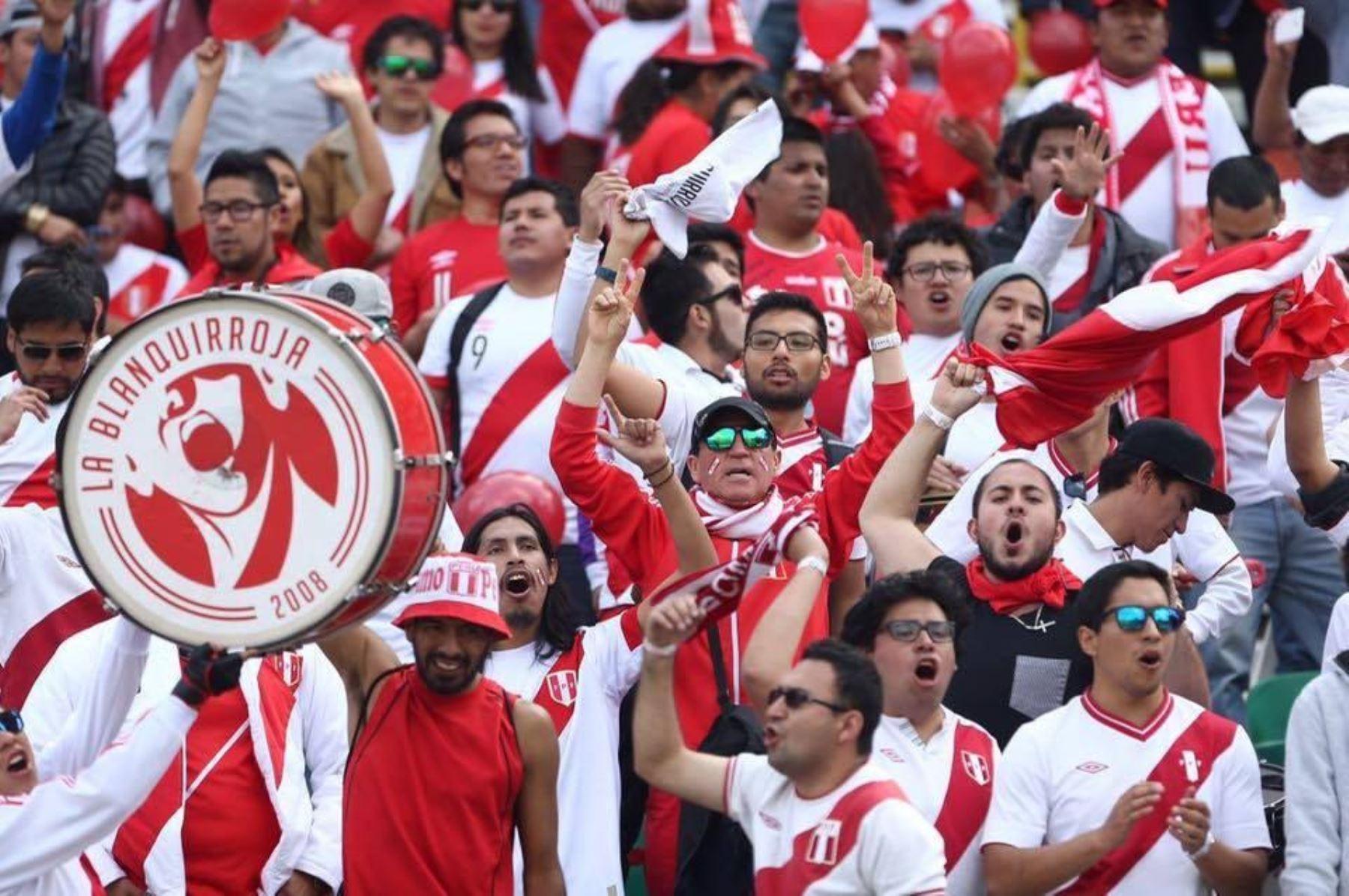 Selección peruana rumbo al Mundial de Rusia 2018.