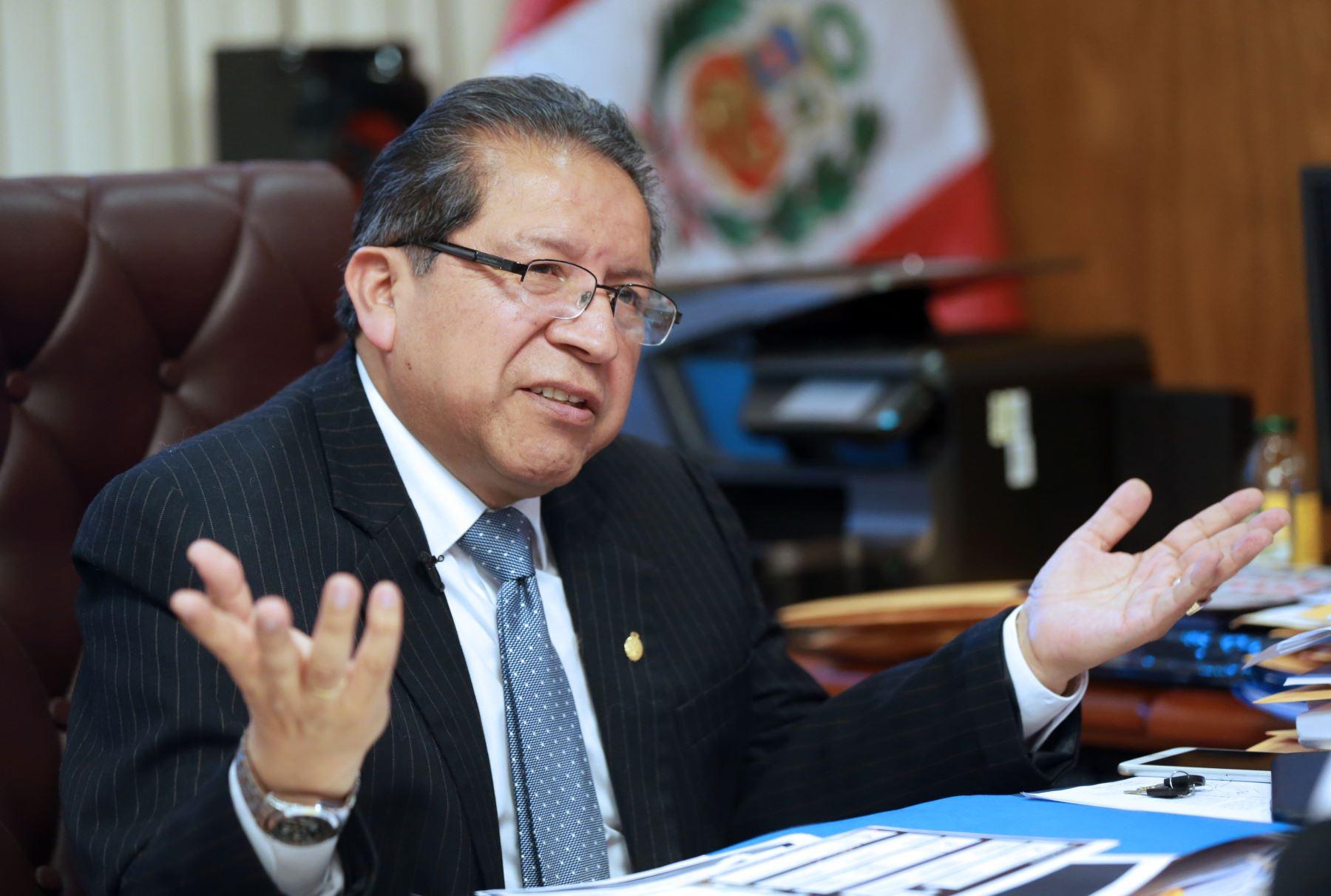 Pablo Sánchez: fujimorismo fija plazo de investigación en Comisión Permanente