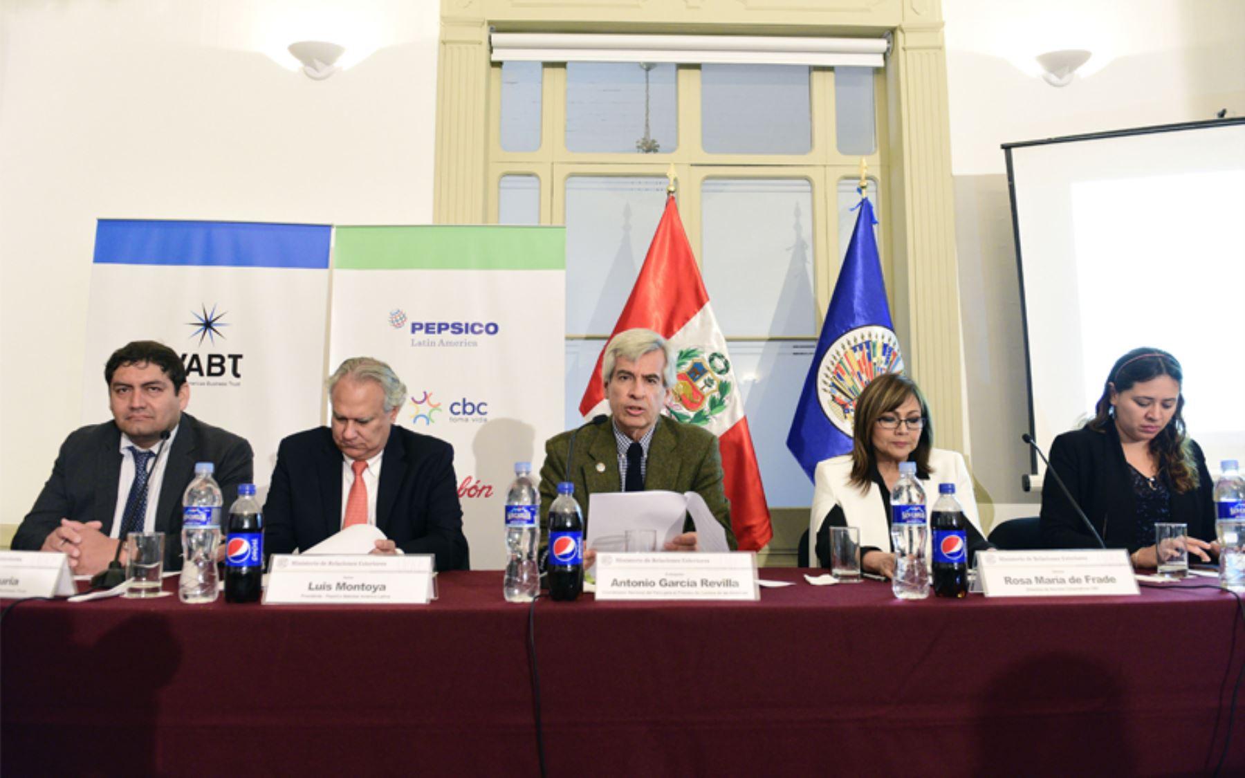 Jóvenes del continente participarán en Cumbre de las Américas en el Perú