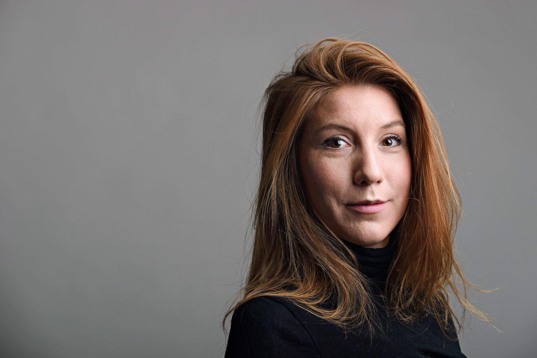 Periodista sueca Kim Wall.