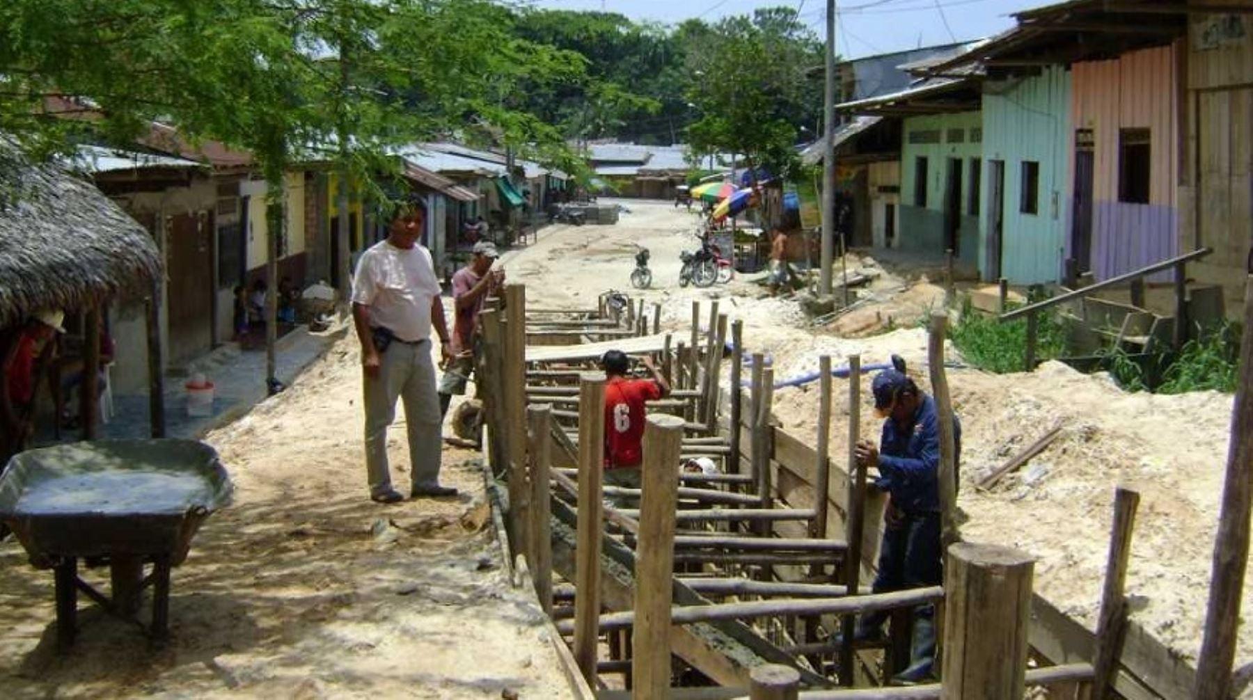 Entre agosto de 2016 a setiembre 2017, el Ministerio de Vivienda, Construcción y Saneamiento (MVCS) invirtió en la región Amazonas un total de 140 millones de soles para obras en saneamiento, mejoramiento de infraestructura urbana y promoción de viviendas.