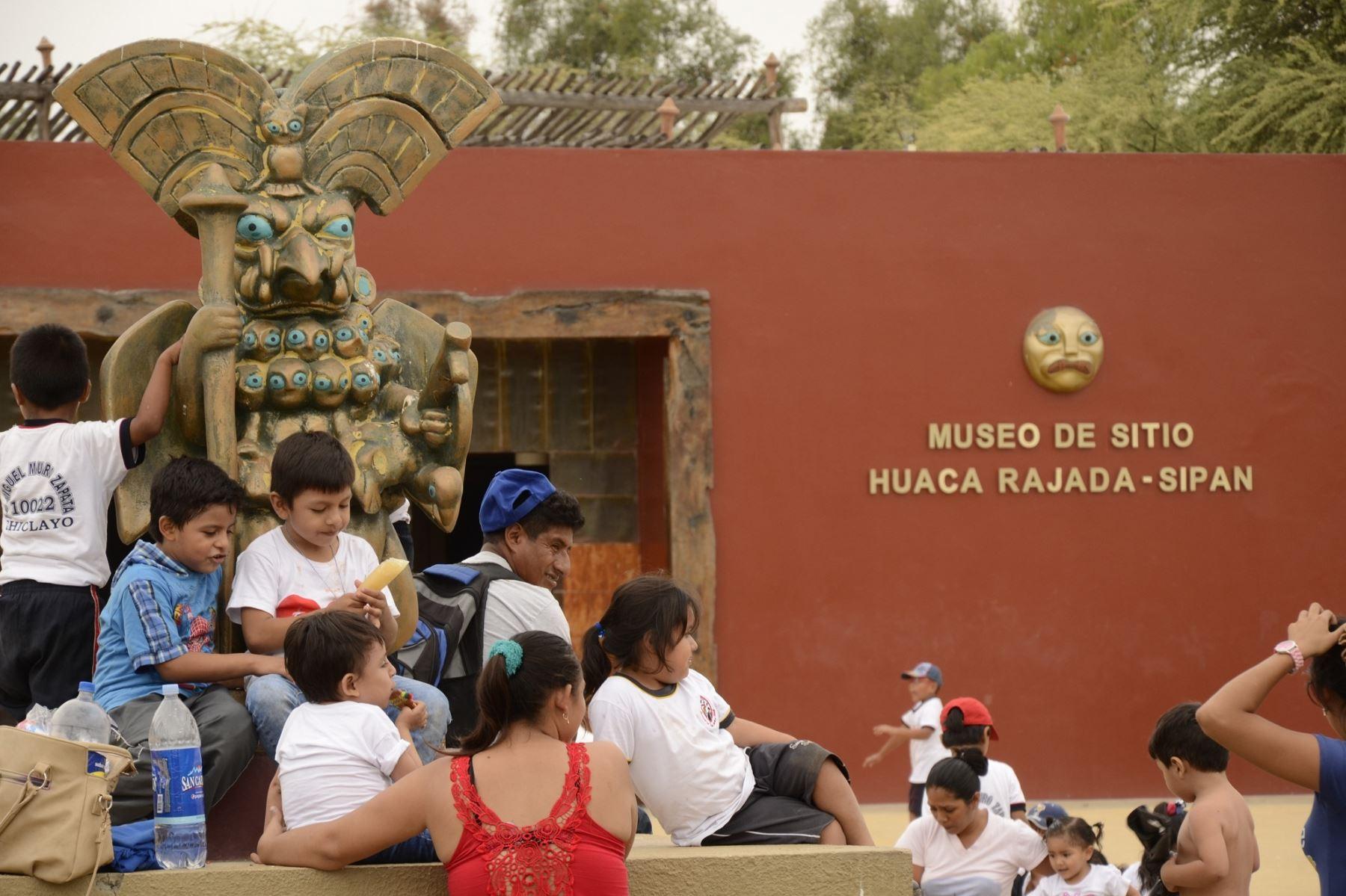Museos de Lambayeque suspenderán la atención al público el domingo 22 de octubre por los Censos Nacionales 2017. ANDINA