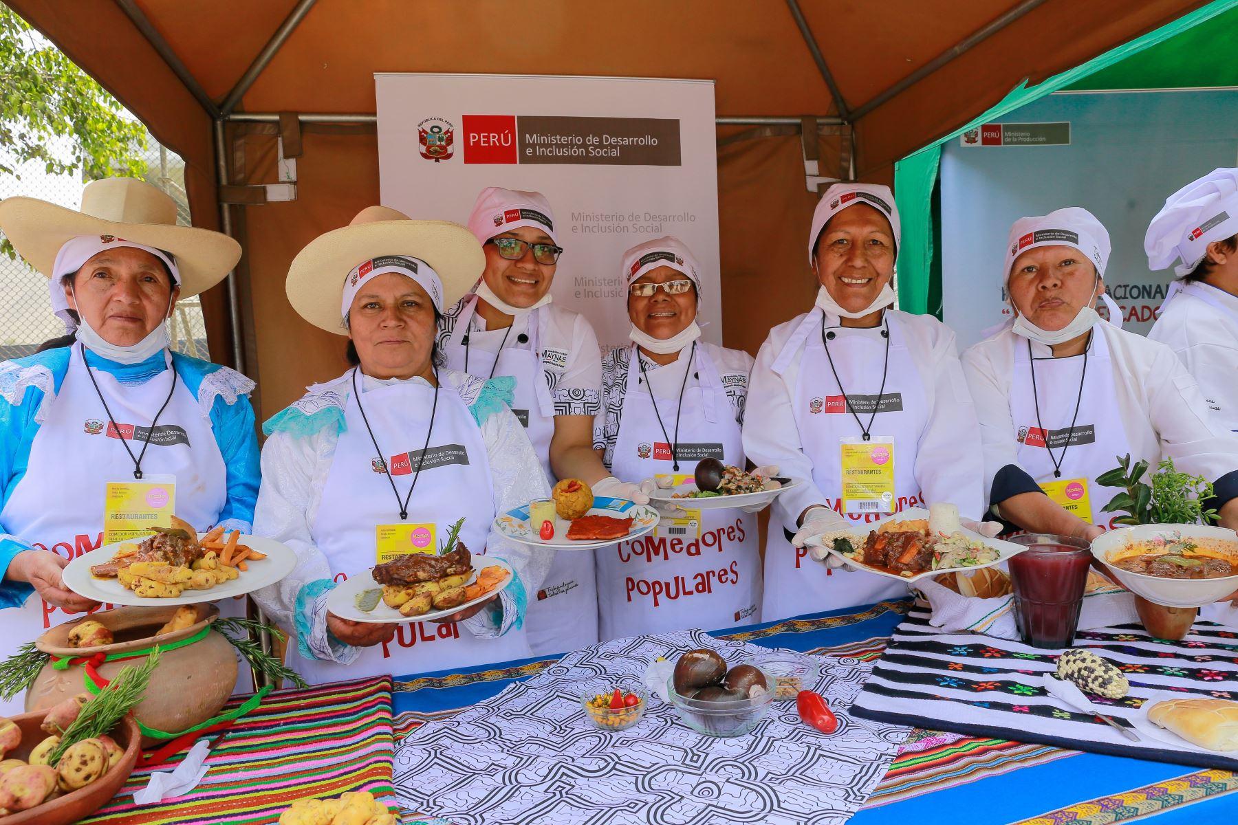 LIMA PERÚ, OCTUBRE 26. Inauguración de la Feria Internacional Mistura 2017 en el distrito de Rímac. Foto: ANDINA/ Prensa Presidencia