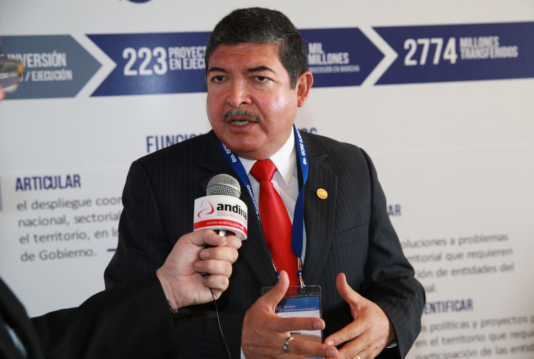 ANDINA/Norman Córdova