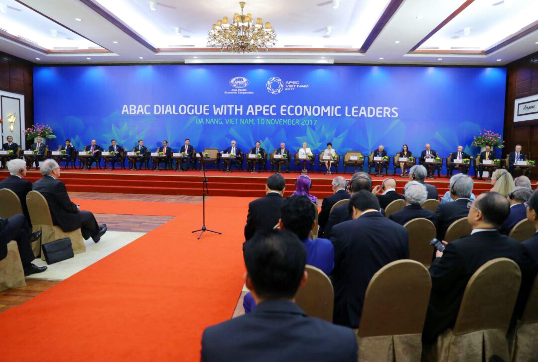 Mandatario peruano se reúne  con líderes del Acuerdo Transpacífico de Cooperación Económica – TPP, en el marco del Foro APEC 2017. Foto: ANDINA/Prensa Presidencia
