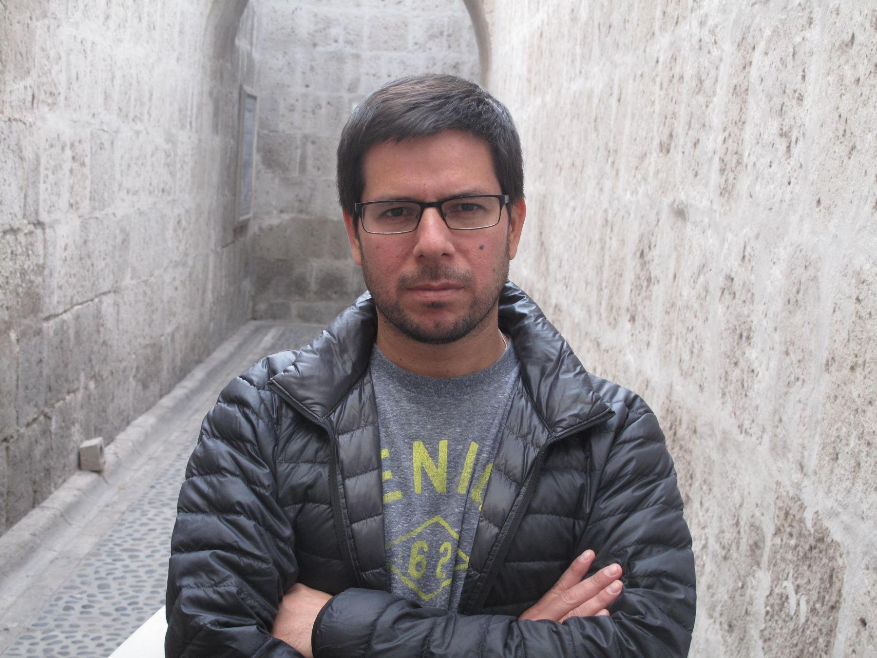 Renato Cisneros - Foto Ernesto Carlín