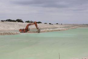 Encauzamiento de río Piura.