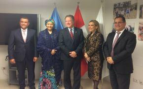 Peru participates in World Food Program Executive Board session