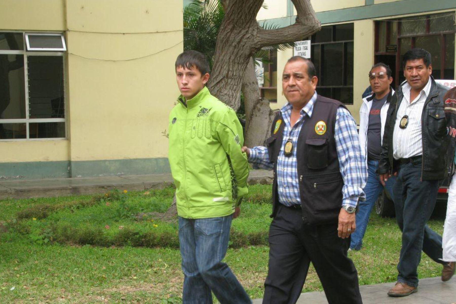 'Gringasho' salió del penal tras cumplir 6 años de prisión