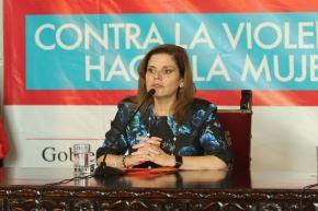 Titular del Consejo de Ministros, Mercedes Aráoz. Foto: Difusión.