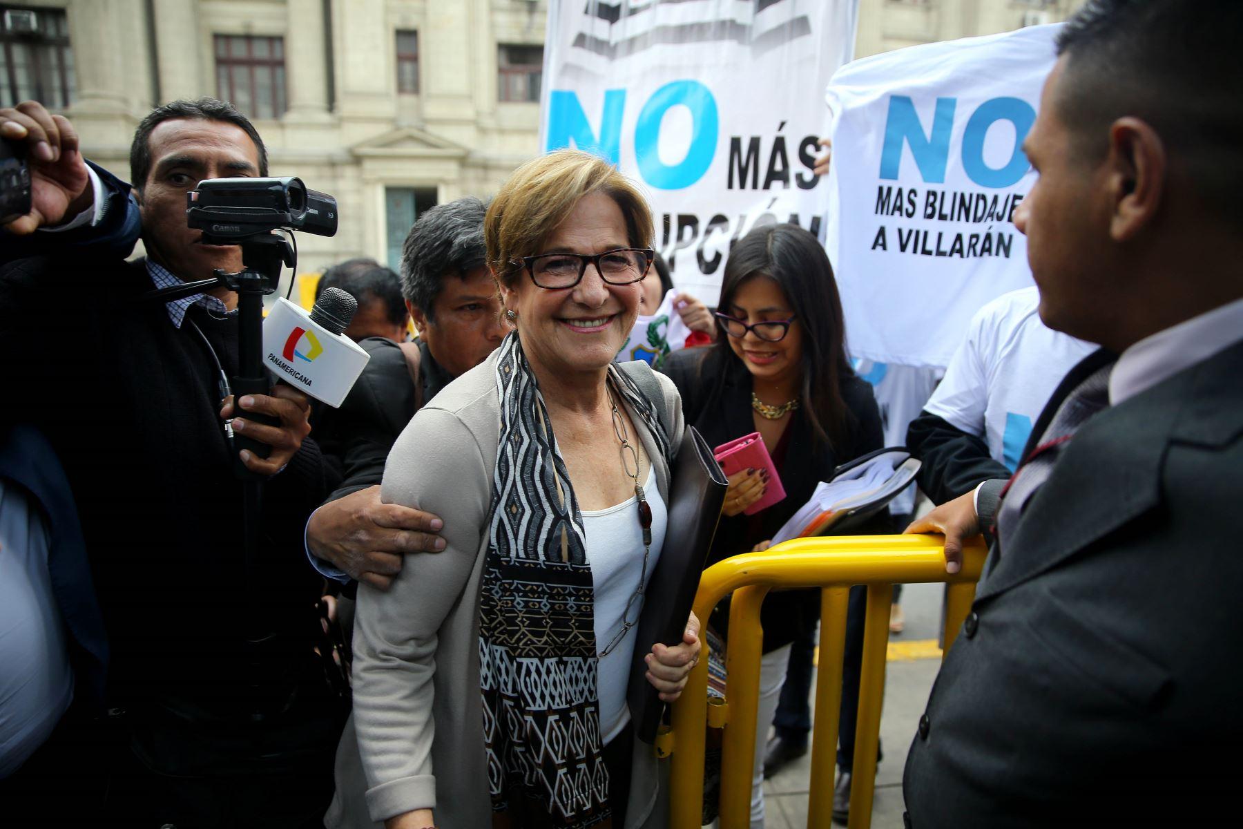 Foto: ANDINA/Luis Iparraguirre.