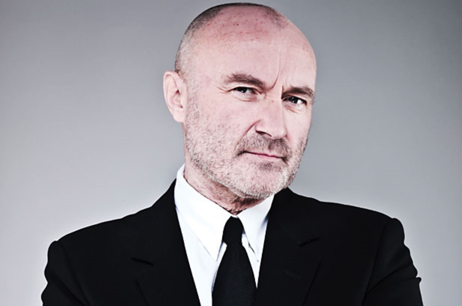 Phil Collins muy cerca a nuestro país.