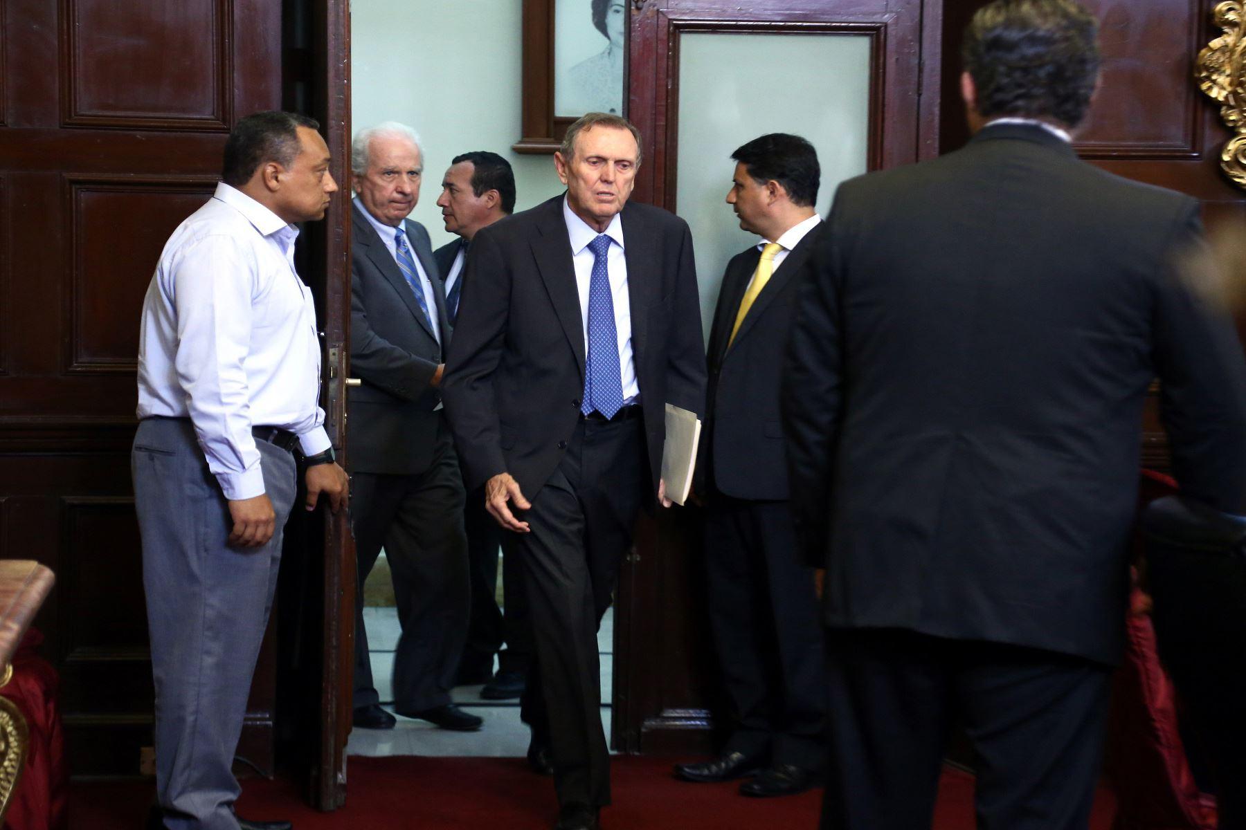 Fiscalía pide prisión preventiva para representantes de socias de Odebrecht