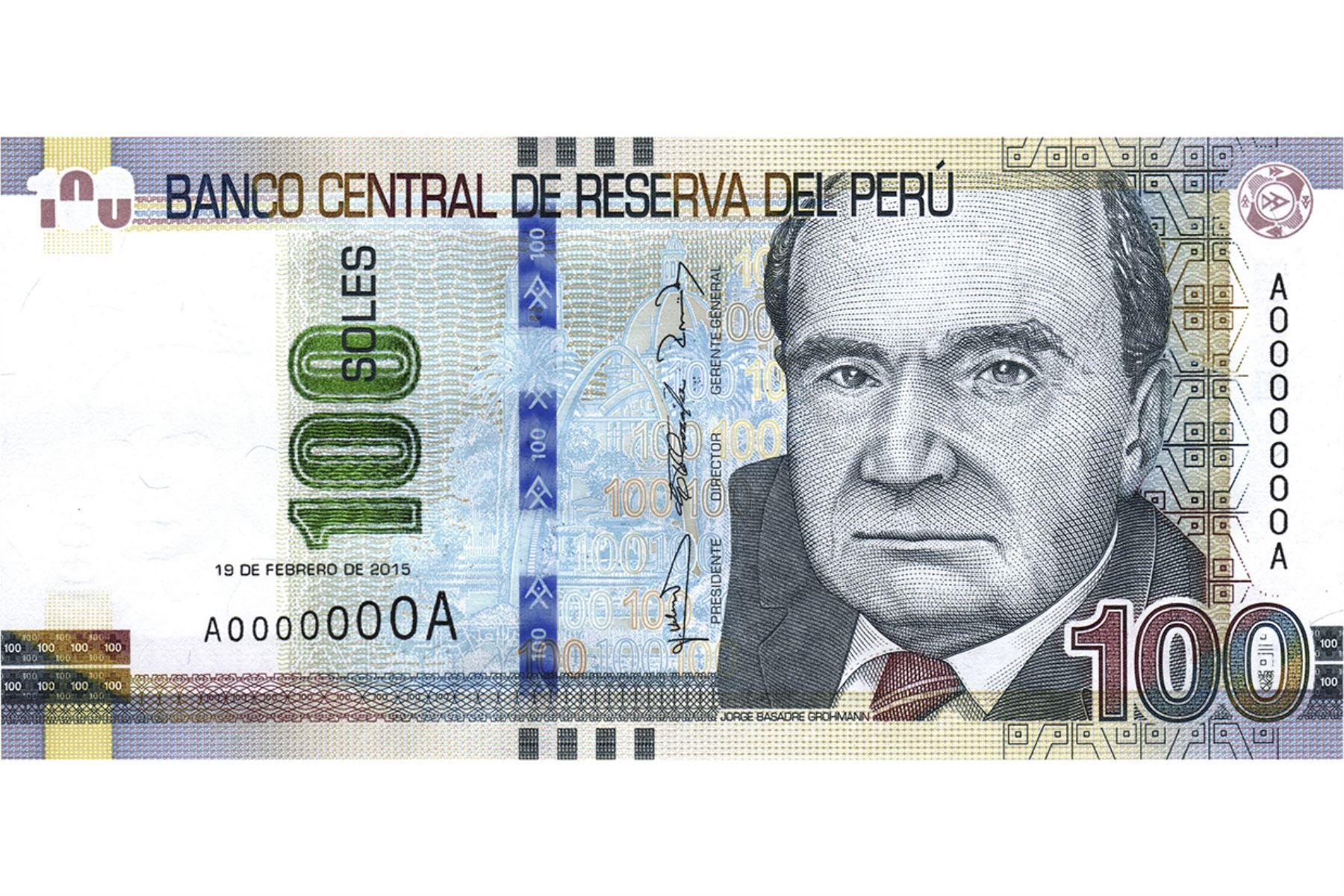 Estos son los nuevos billetes de S/10 y S/100 — ATENCIÓN