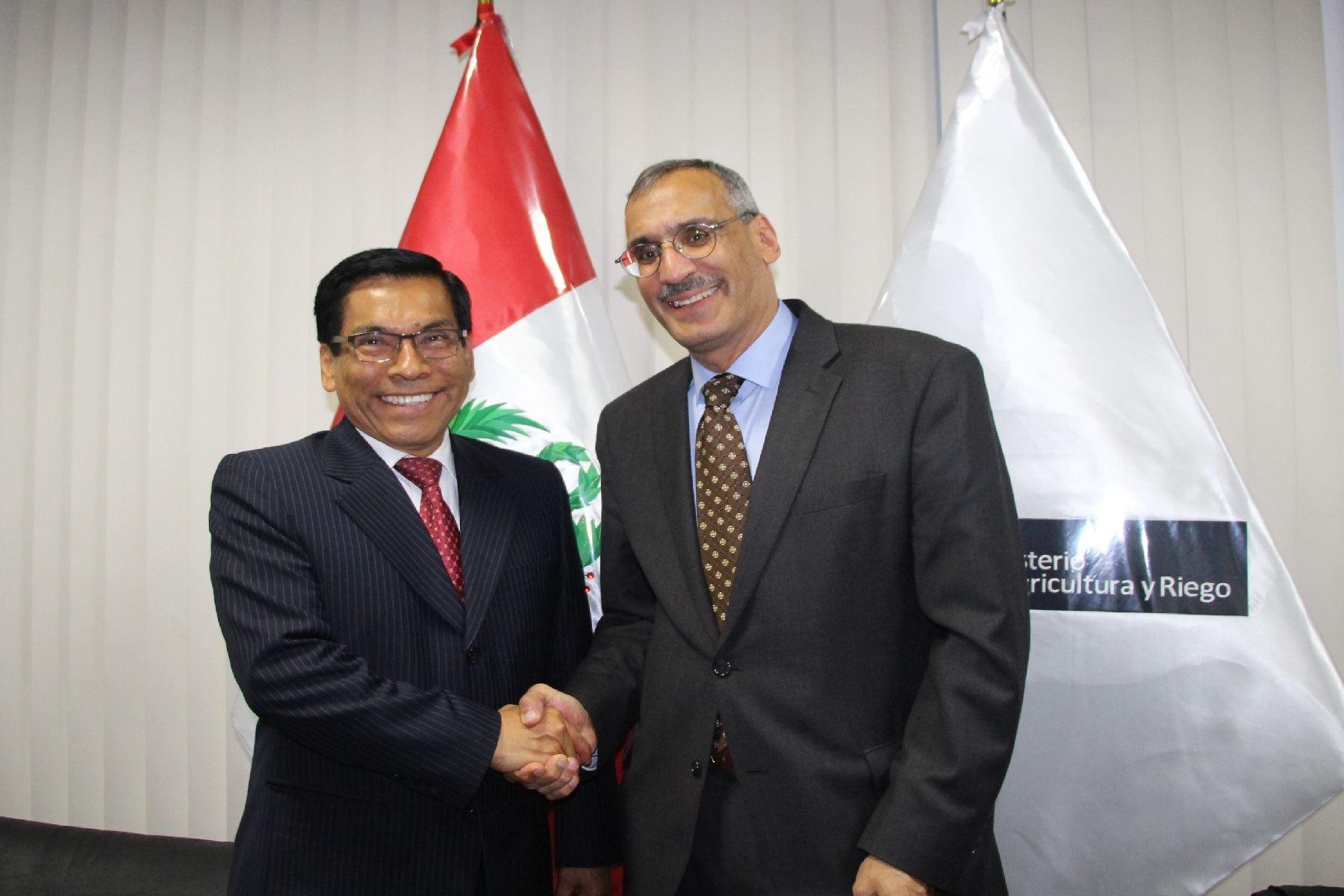 EE.UU. ratifica apoyo a Perú en lucha contra la tala y uso de madera ilegal. ANDINA/Difusión