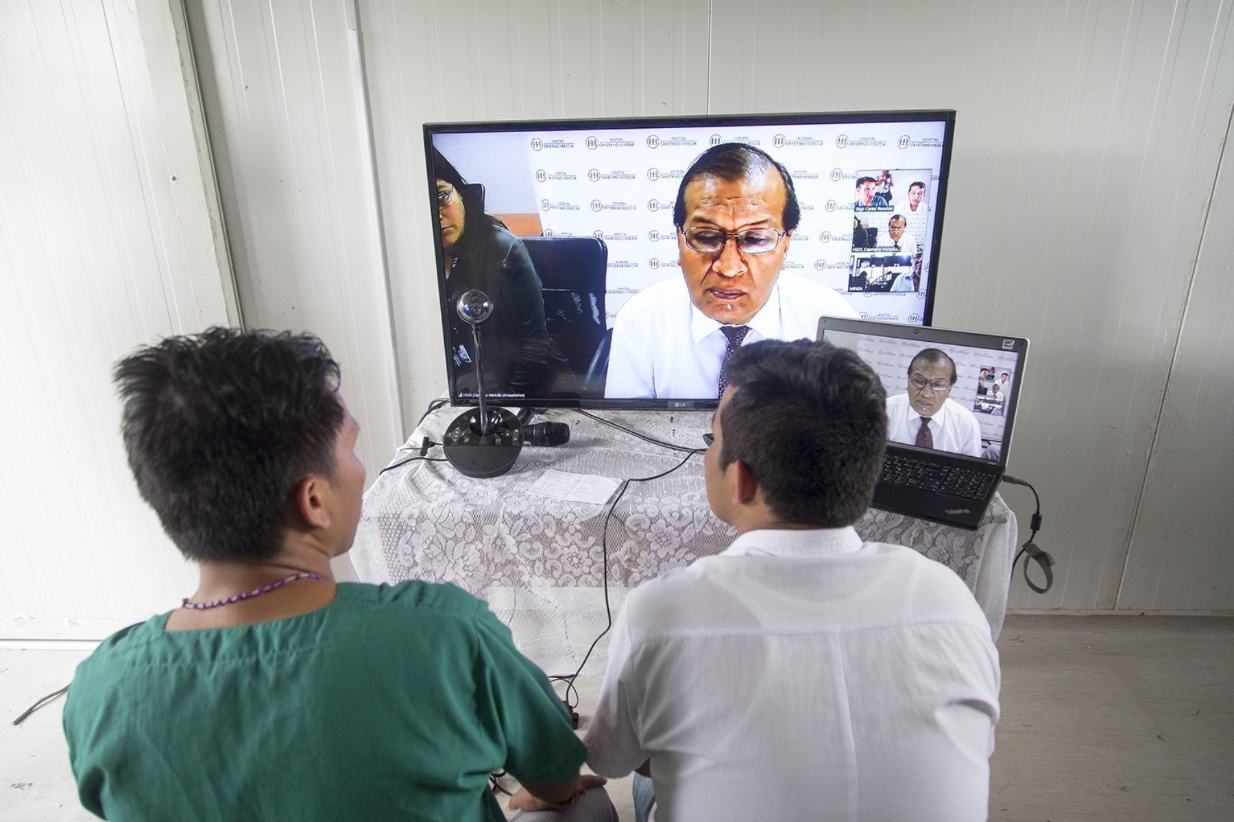 Minsa iniciará servicio de telemamografía y teleconsulta en hospitales de Piura.