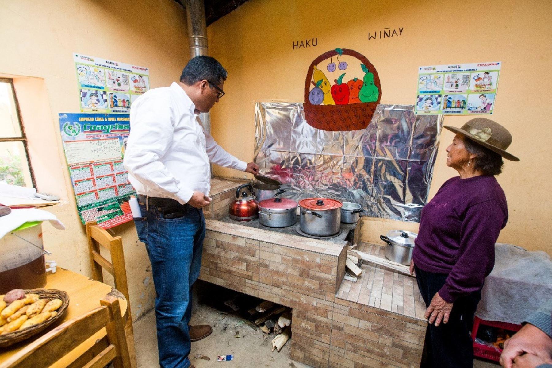 Más de 7,600 familias de Junín dejan la pobreza gracias a proyectos de desarrollo.Foto: ANDINA/archivo