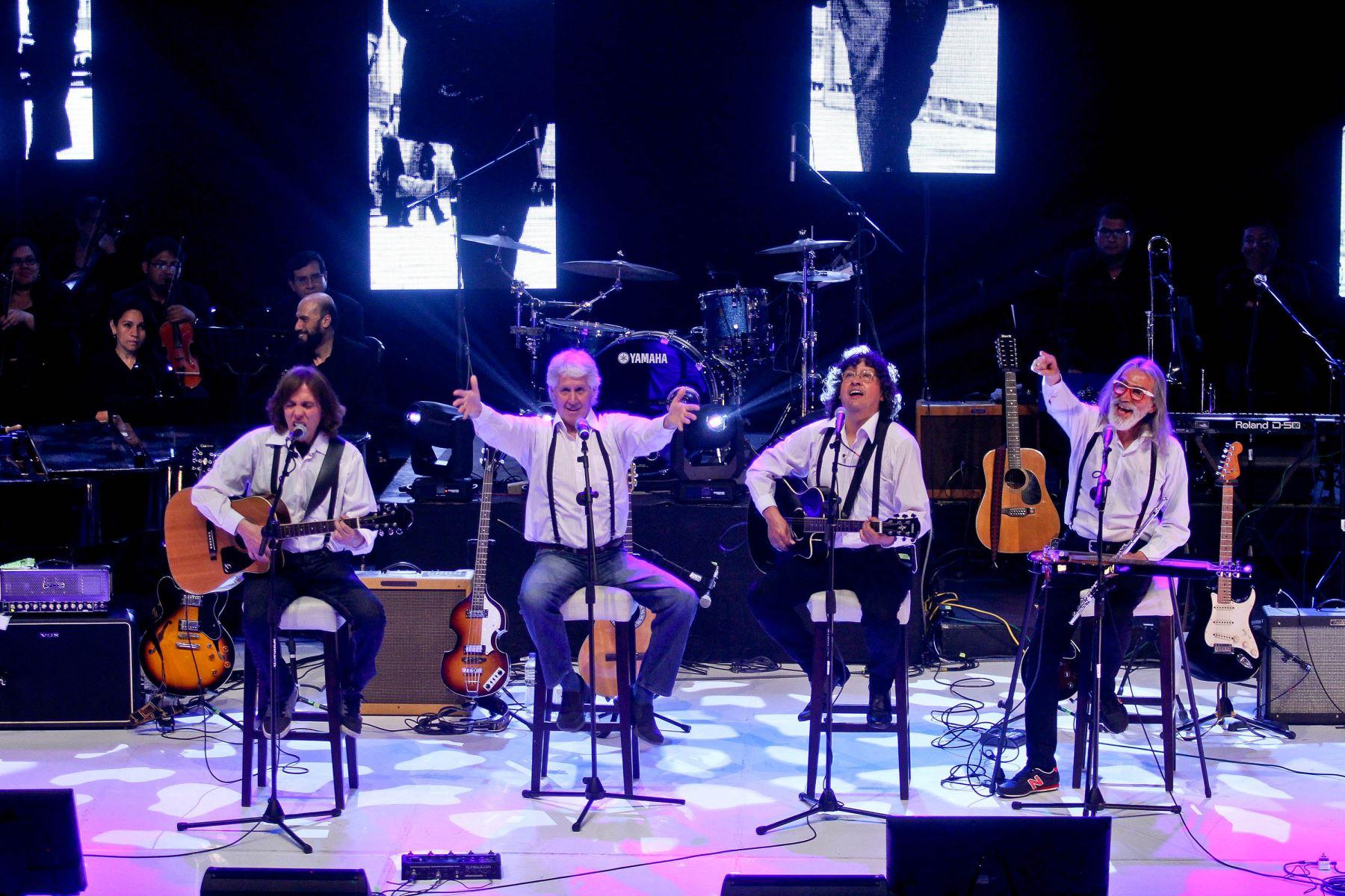 Resultado de imagen para Así fue el homenaje de rockeros peruanos a John Lennon