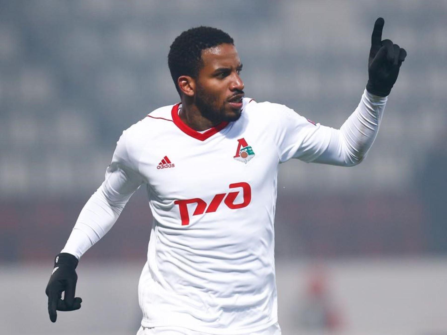 Jafferson Farfán se muestra imparable en el Lokomotiv Moscú