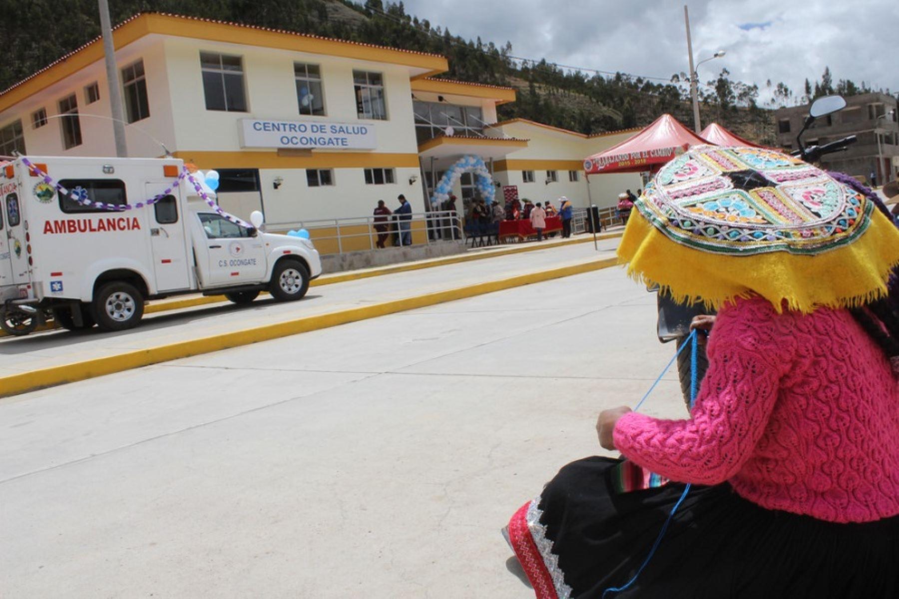 Diresa Cusco se declarará en alerta por visita del Papa Francisco a Puerto Maldonado. ANDINA/Percy Hurtado Santillán