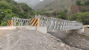 Infraestructura vial. ANDINA/Difusión