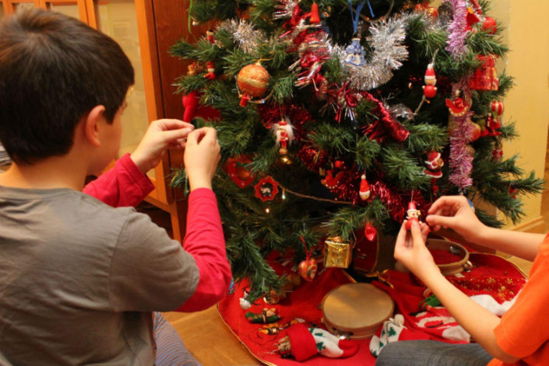 Navidad: ¿cómo evitar que los niños sufran accidentes en casa ...