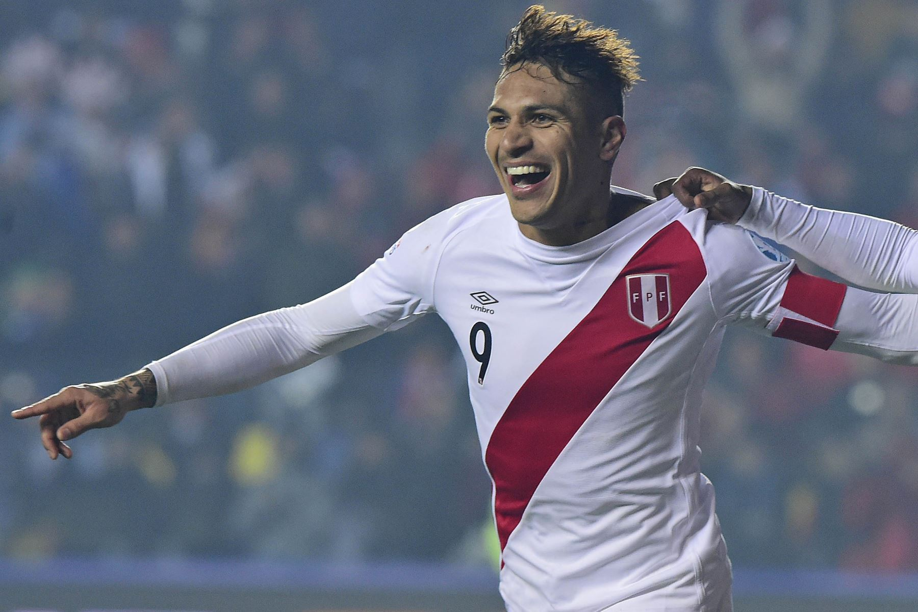 Paolo Guerrero eligible for 2018 World Cup after suspension reduced