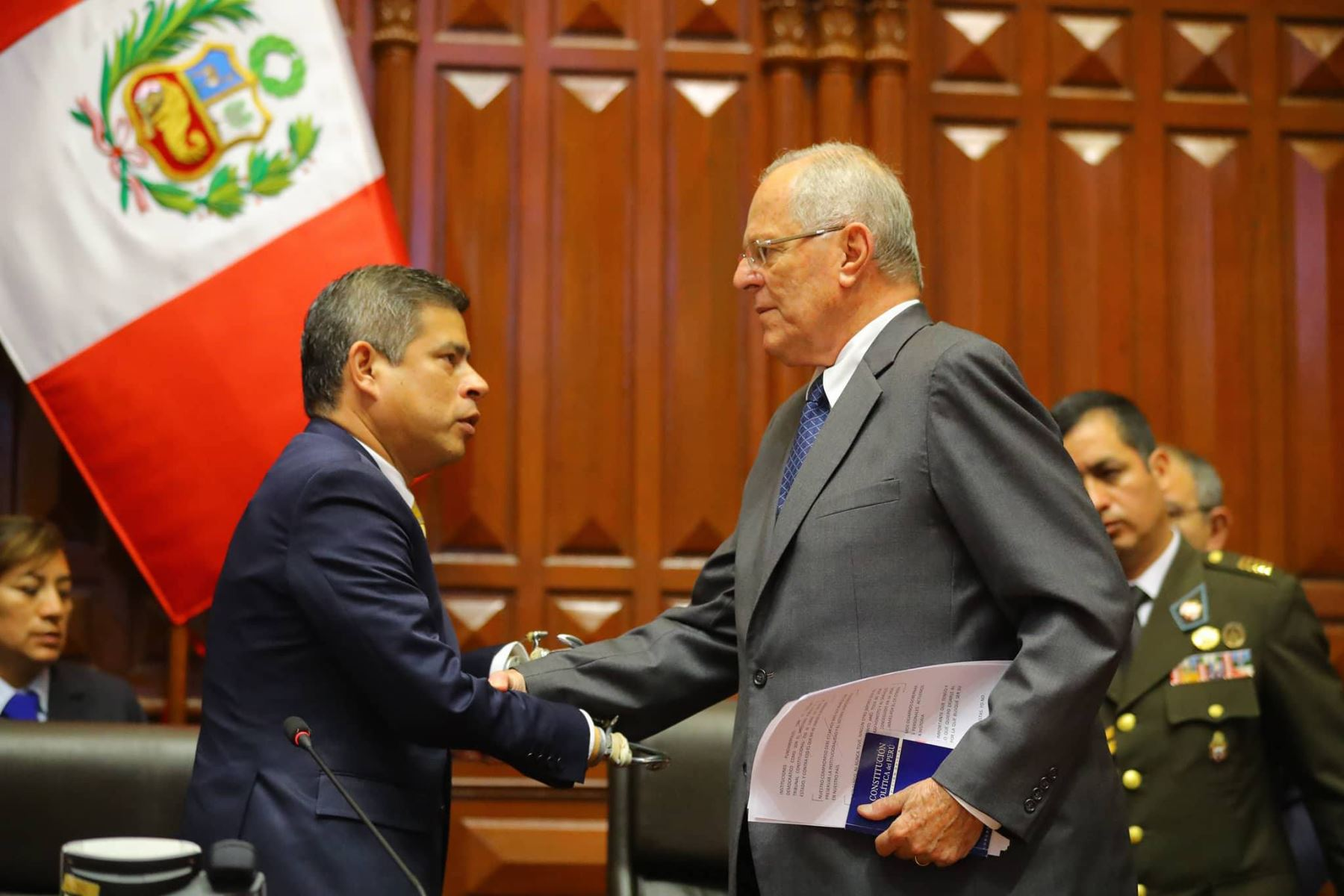 Peru president vowed to free Fujimori to win support, says a lawmaker