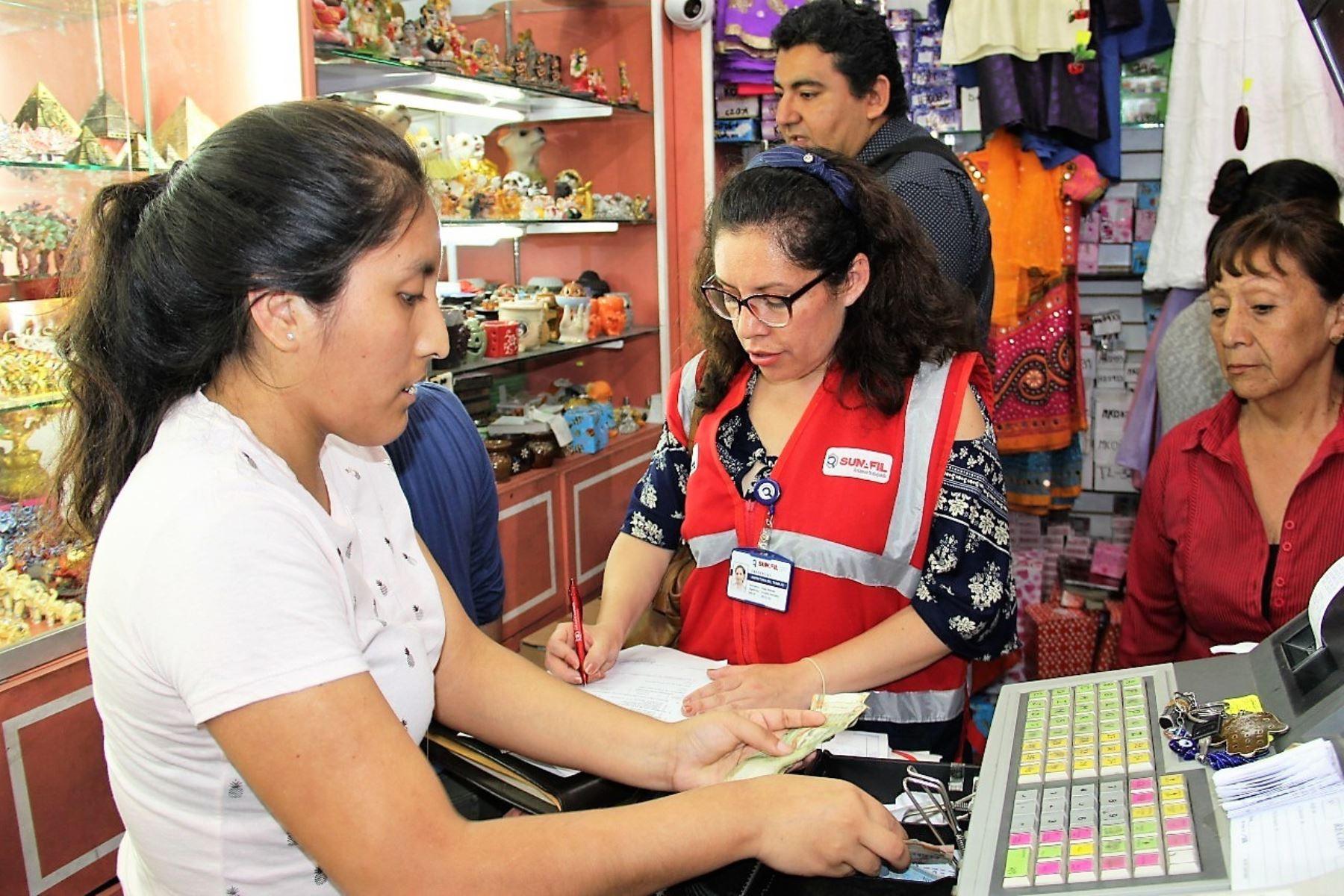 Resultado de imagen para Sunafil brindó orientación a más de 1,700 trabajadores de comercios en centro de Lima
