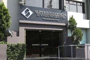 Superintendencia de Banca, Seguros y AFP (SBS). Foto: INTERNET/Medios