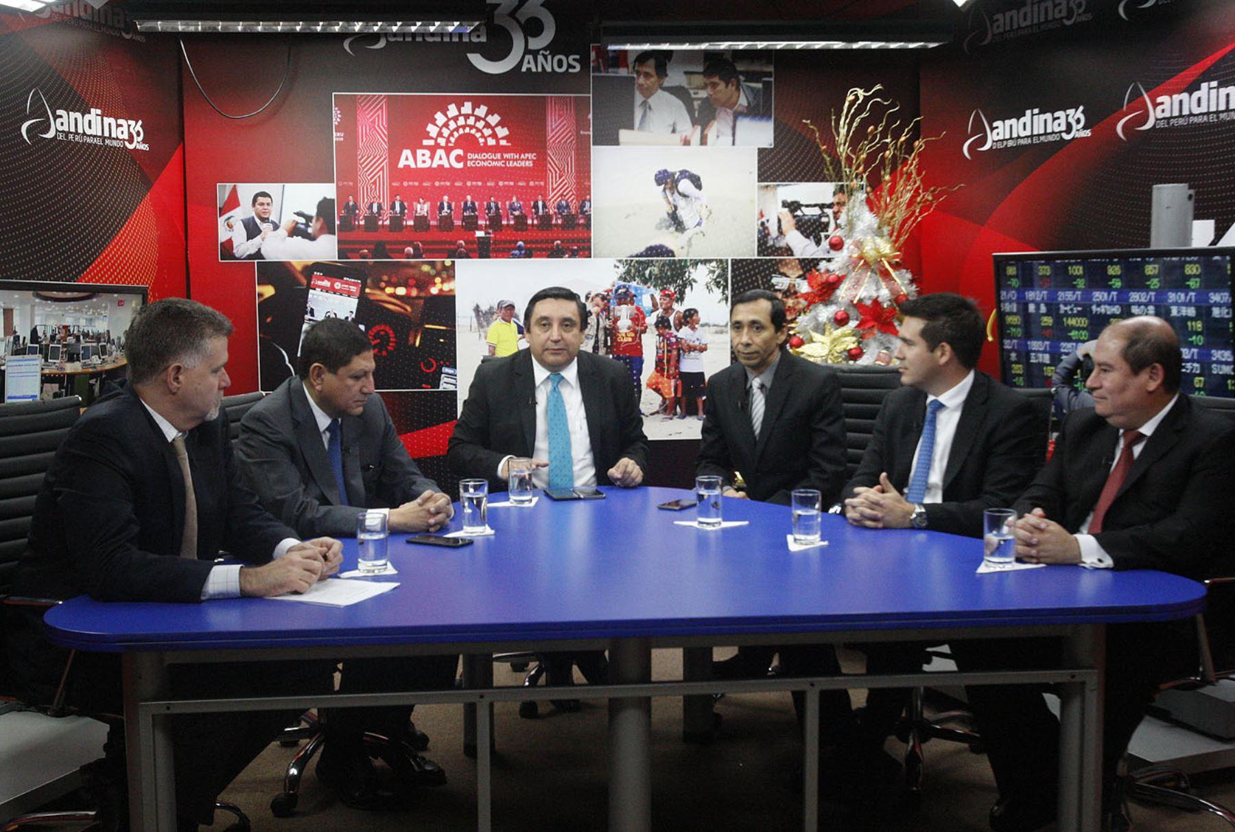Bolsa de Valores de Lima cierra la jornada al alza