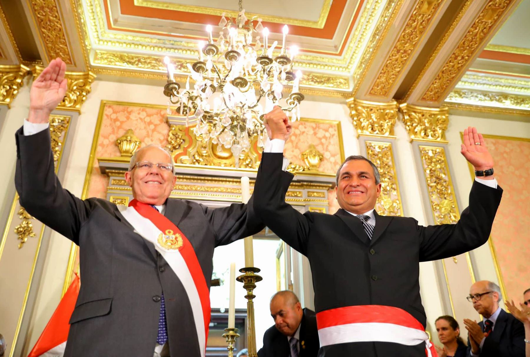 Peru President, PM work on Cabinet changes