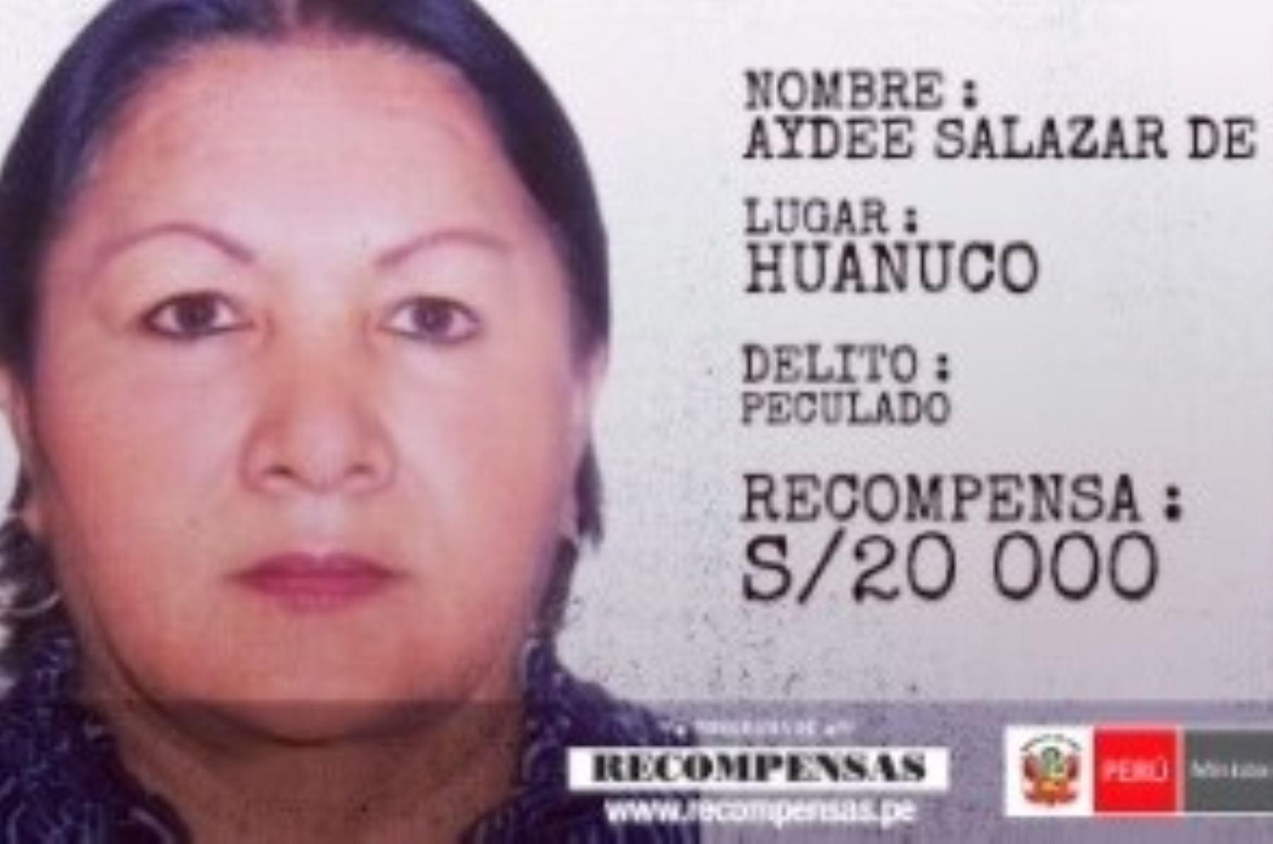 """La Policía Nacional está tras los pasos de 35 requisitoriados, incluidos en el Programa de Recompensas """"Que Ellos se Cuiden"""" del Ministerio del Interior (Mininter), por cometer diferentes delitos en la región Huánuco"""